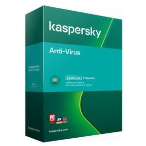 Kaspersky Anti-Virus 1PC/1R 2021 Nová Box + Safe Kids na 6 mesiacov