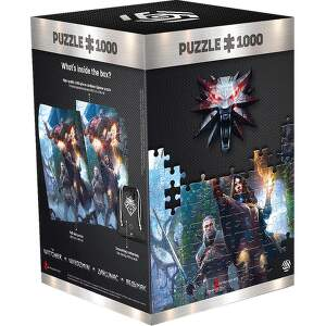 Witcher: Yennefer - Good Loot puzzle 1000