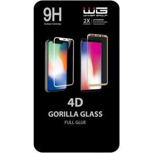Winner 4D Full Glue tvrdené sklo pre Samsung Galaxy S21 5G čierna