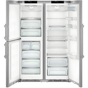 Liebherr SBSes 8483 americká chladnička