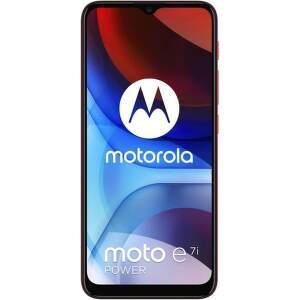 Motorola E7i Power červený