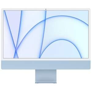 "Apple iMac 24"" (2021) 4,5K Retina M1 / 8-jadrové GPU / 8 GB / 256 GB MGPK3SL/A modrý"