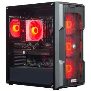 HAL3000 Alfa Gamer Pro 6700 XT (PCHS2483) čierny