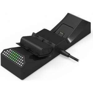 HORI Dual nabíjacia stanica pre herné ovládače Xbox