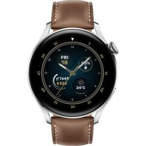 Huawei Watch 3 hnedé