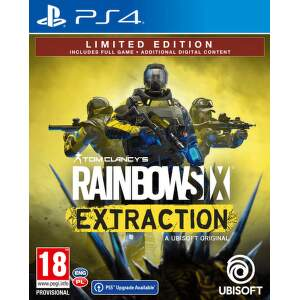 Rainbow Six: Extraction (Limited Edition) - PS4 hra