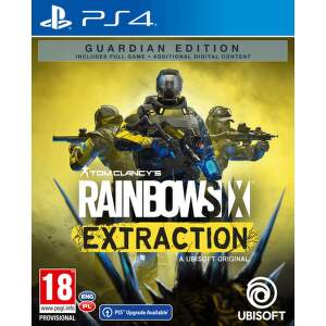 Rainbow Six: Extraction (Guardian Edition) - PS4 hra