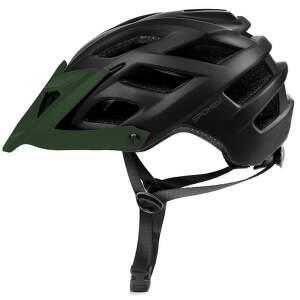 Spokey Singletrail cyklistická prilba čierna.2
