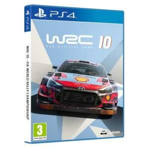 WRC 10- PS4 hra