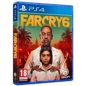 Far Cry 6 - PS4 hra
