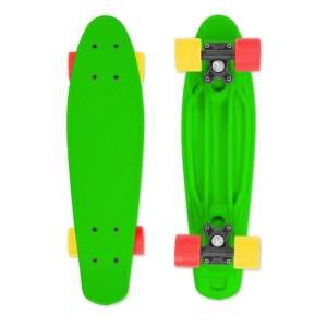 Street Surfing Fizz Board Skateboard zelený.1