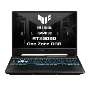 Asus TUF Gaming F15 FX506HC-HN011T čierny