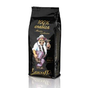 LUCAFFE Mr. Exclusive, zrnkova kava 100% Arabica