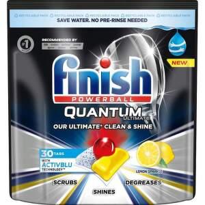 Finish Quantum Ultimate Lemon Sparkle 30 ks