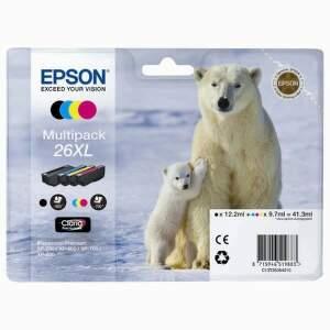 EPSON EPCST26364020 Multipack 4-colours cartridge