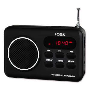 ICES IMPR-112 černé