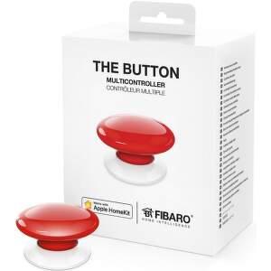 Fibaro Button HomeKit RED Tlačidlo