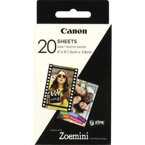 Canon ZINK ZP-203, samolepiaci 20ks