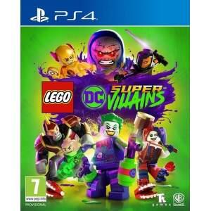 Lego DC Super-Villains - PS4 hra