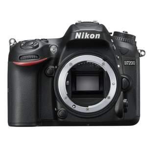 Nikon D7200 telo