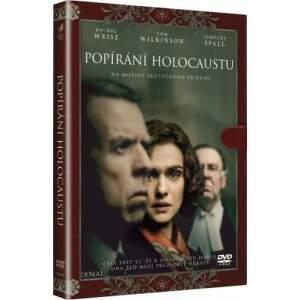Popieranie holocaustu - DVD