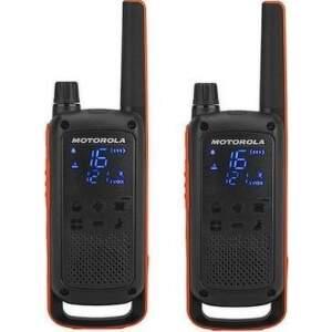 Motorola Talkabout T82, oranžovo-čierna