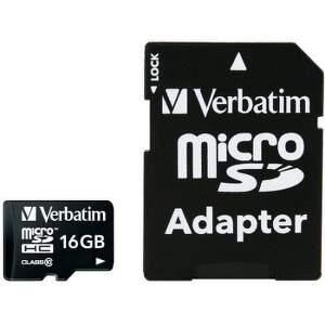 Verbatim microSDHC 16 GB Class 10 UHS-I