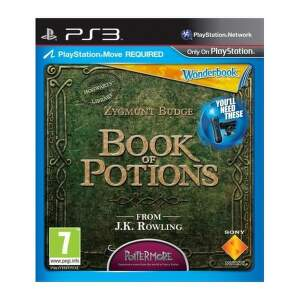 PS3 - Book of Potions