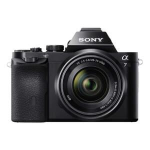 Sony Alpha A7 čierna + SEL 28-70 ILCE-7K