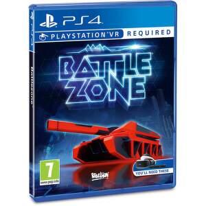 SONY VR Battlezone, PS4 hra