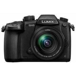 Panasonic Lumix DC-GH5 čierna + G Vario 12-60 mm