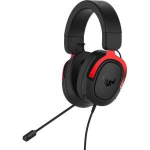 Asus TUF Gaming H3 čierno-červený