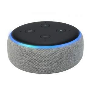 Amazon Echo Dot, 3rd GEN, Light Grey