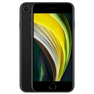 Apple iPhone SE 2020 128 GB Black čierny