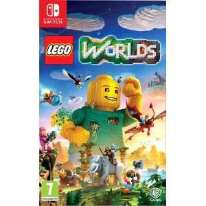 Lego Worlds - Nintendo Switch hra