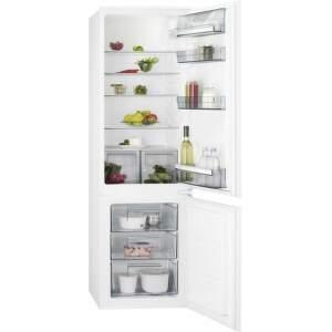 AEG SCB618F3LS, vstavaná kombinovaná chladnička