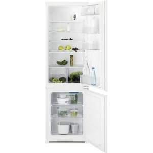 Electrolux KNT2LF18S, vstavaná kombinovaná chladnička