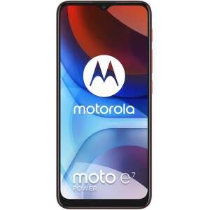 Motorola E7 Power červený