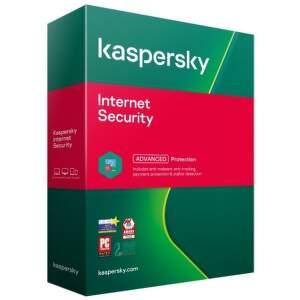 Kaspersky Internet Security 2021 Nová Box 3Z/1R