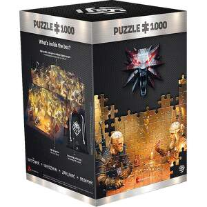 Witcher: Playing Gwent - Good Loot puzzle 1000