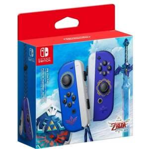 Nintendo Switch Joy-Con Pair Hylian Shield and Master Sword