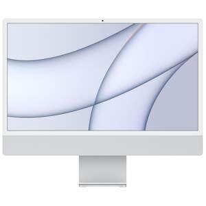 """Apple iMac 24"""" (2021) 4,5K Retina M1 / 8-jadrové GPU / 8 GB / 512 GB MGPD3SL/A strieborný"""