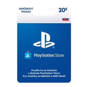 PlayStation Live Cards 20 EUR