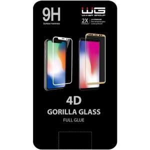 Winner 4D Full Glue tvrdené sklo pre Morola Moto E7/E7 Power/E7 Plus/G9 Play/G10/G30/G50 čierna