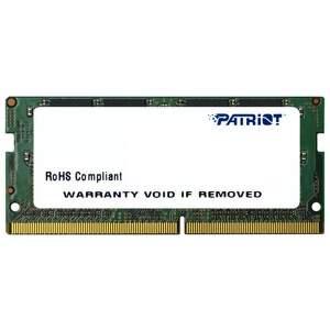 Patriot Signature Line PSD44G266681S DDR4 1x 4 GB 2666 MHz CL19 1,2 V