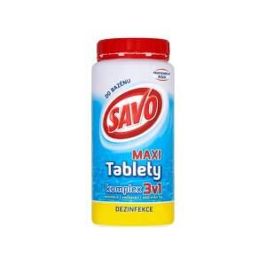 SAVO Maxi tablety 3v1 1,4kg bazénová chémia