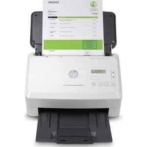 HP ScanJet Enterprise Flow 5000 s5 biely
