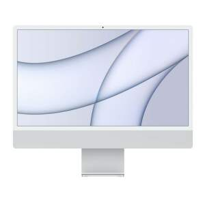 """Apple iMac 24"""" (2021) 4,5K Retina M1 / 8-jadrové GPU / 8 GB / 512 GB / Z12R000PG / strieborný"""