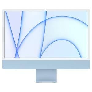 "Apple iMac 24"" (2021) 4,5K Retina M1 / 8-jadrové GPU / 8 GB / 512 GB / Z12X001TH / modrý"