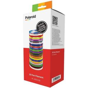 Polaroid 3D-FL-PL-2503-00 PLA filamenty pre 3D pero 22x 5m